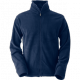 DAWSON Fleece jacket med brodyrtext.